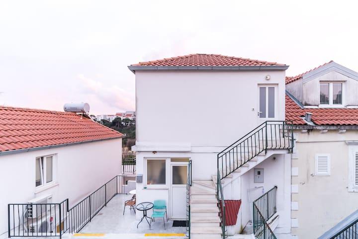 Appartement AS Dubrovnik 2-3 Leute