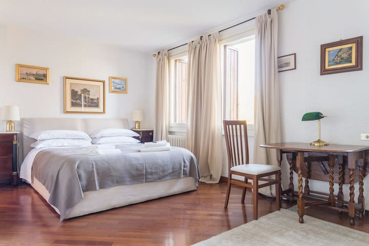 STRESA- Garden suite apartment in Villa