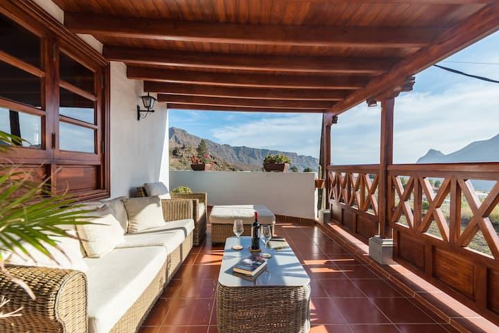 Casa Rural Agustín 25 min beach(climatized pool)