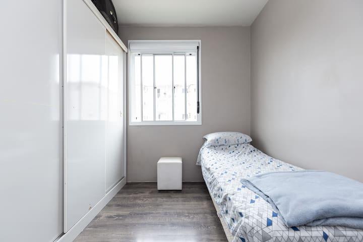 Quarto confortável condomínio+estaci. Sob consulta