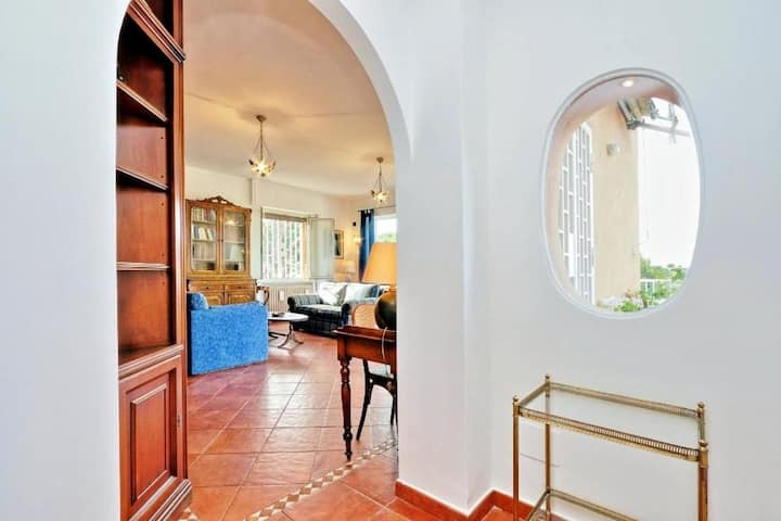 Sunny penthouse in the heart of Parioli - 80850