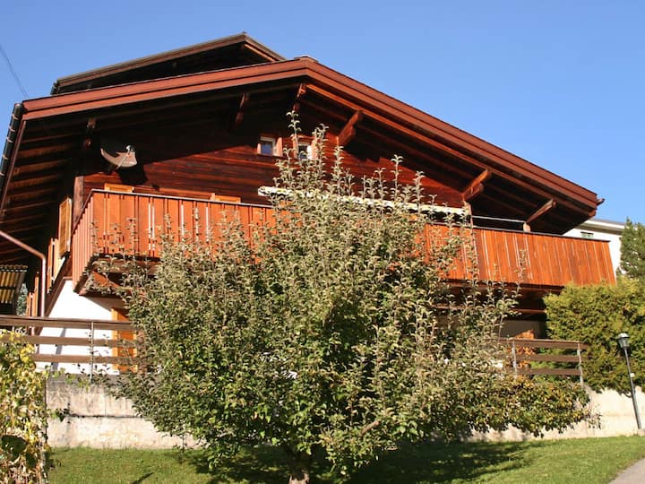 Chalet Ahornen for 6 persons.