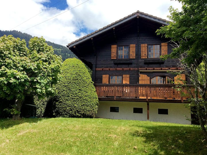 Chalet Merymont for 6 persons.
