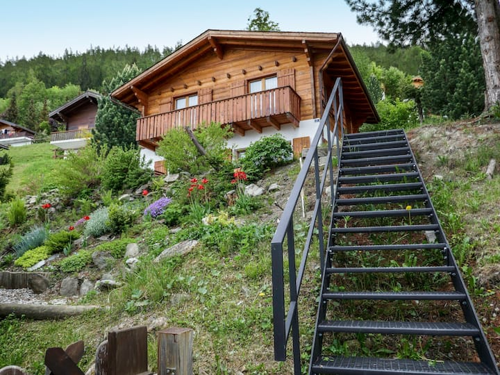 Chalet Picardie for 6 persons.
