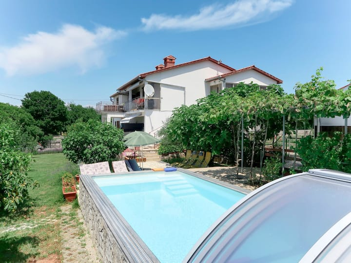Holiday Apartment Laura for 8 persons in Labin