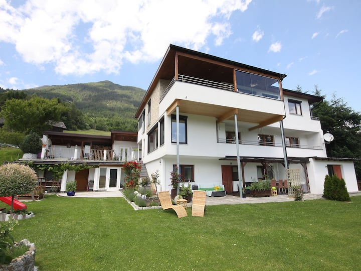 Apartment Serlesblick for 6 persons.