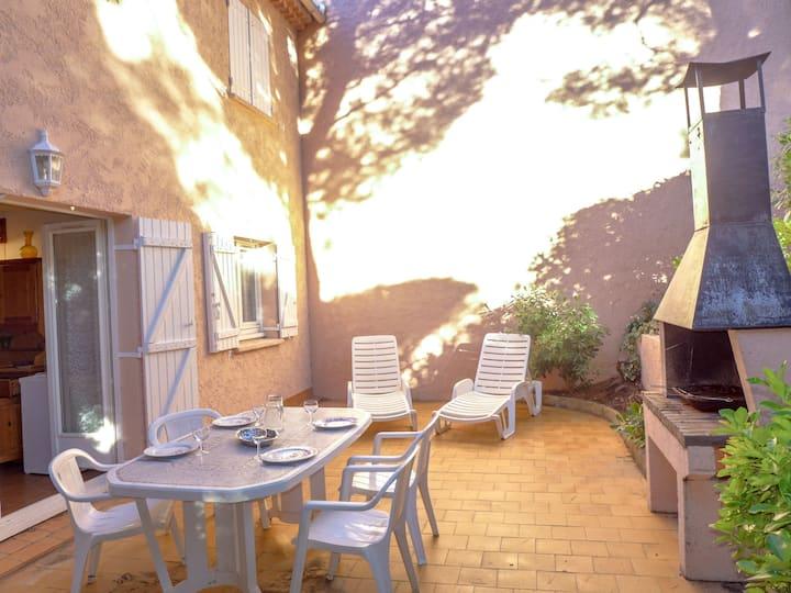 Holiday apartment Mas de la Madrague in Saint Cyr sur Mer