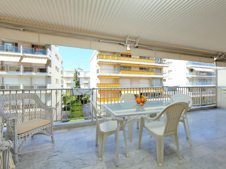 Holiday apartment Le Riva in Cannes