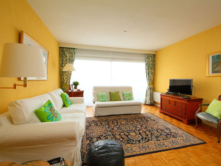 2-room apartment 60 m² Residentie Astrid for 4 persons in Oostende