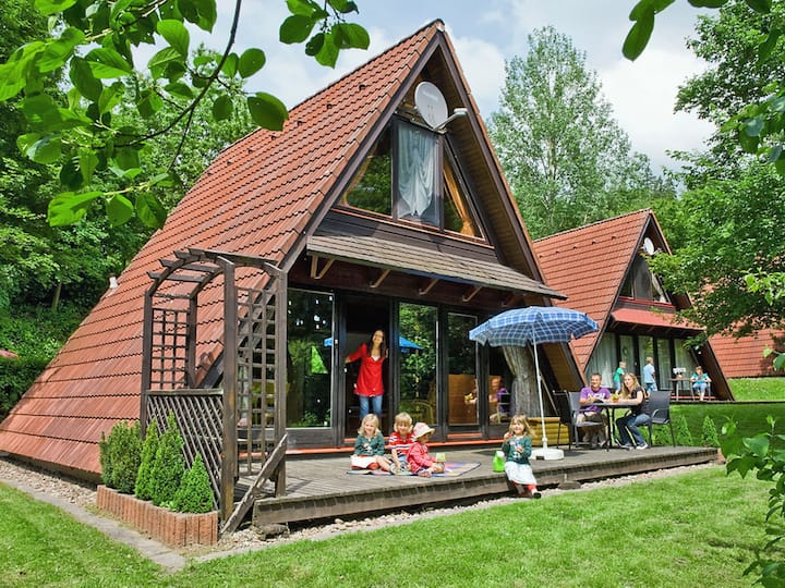 Ferienpark Ronshausen (ROH100) for 6 persons.