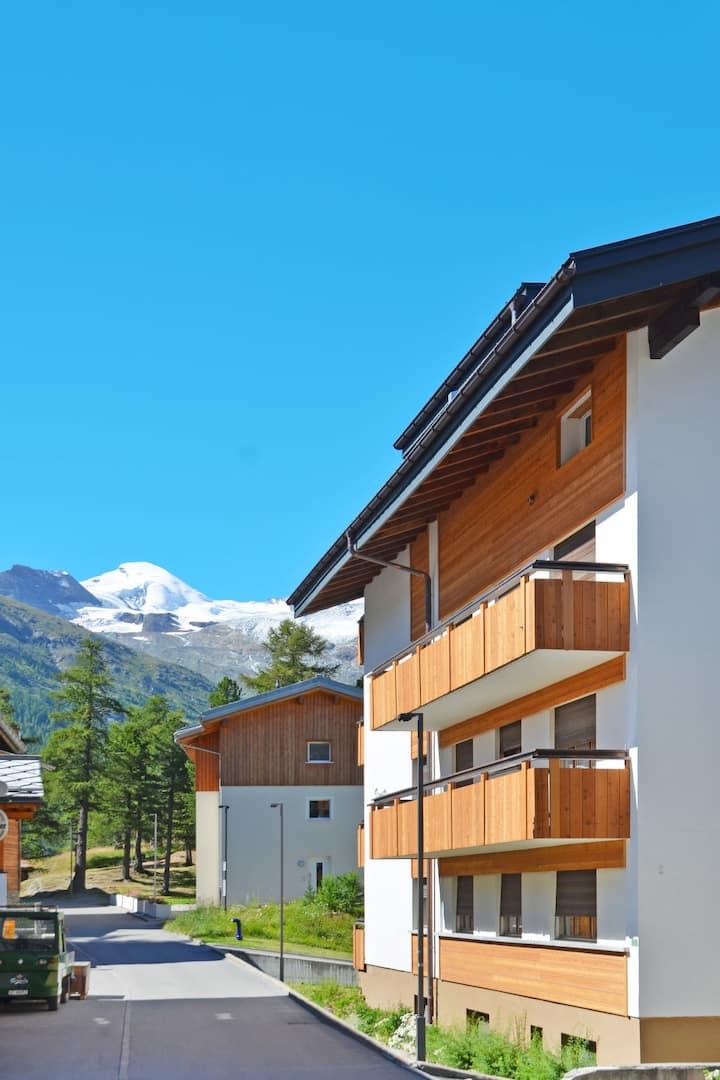 55 m² apartment Chalet Venetz for 6 persons