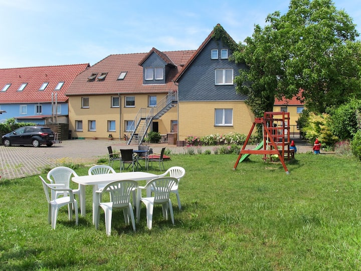 60 m² apartment Old Hüsung for 6 persons