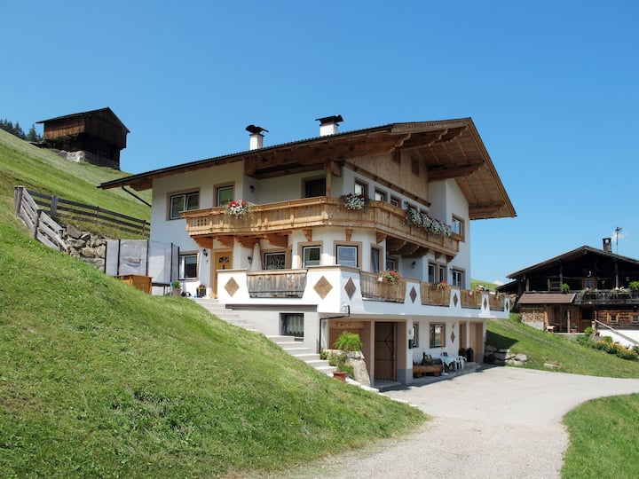 Apartment Tennhof in Zell / Zill Valley