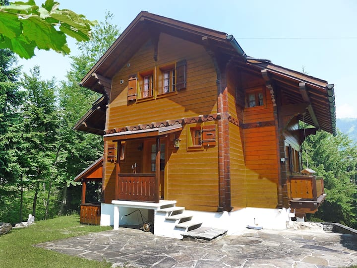 Chalet Val Rose for 4 persons.