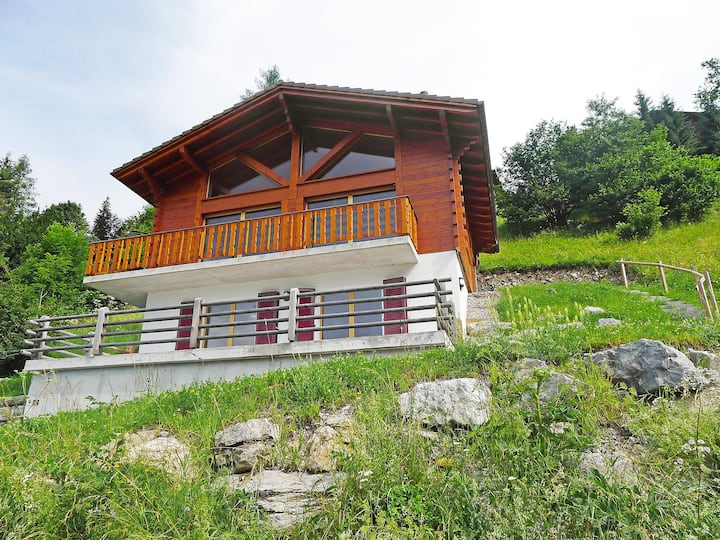 Chalet Double Rouge for 6 persons.