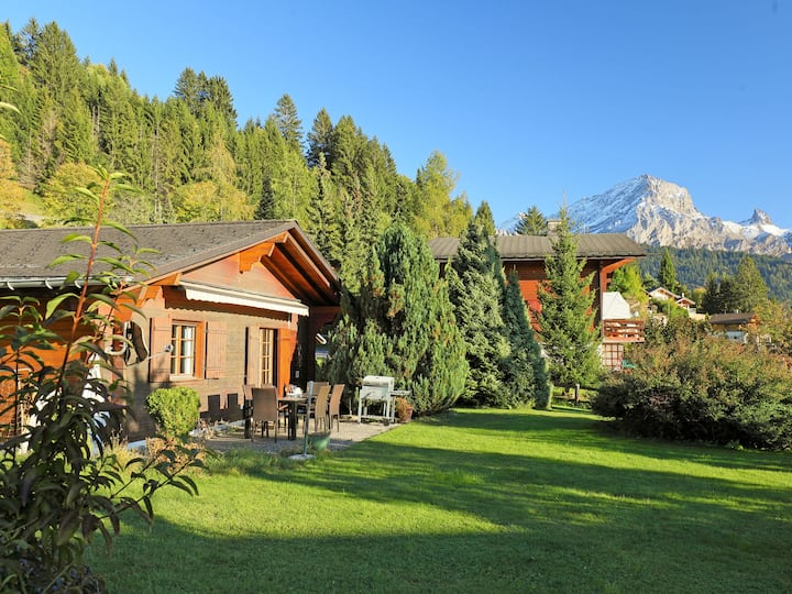 Chalet Lorila for 5 persons.