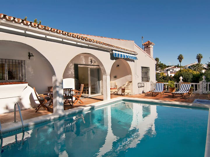 3-room house 100 m² Ferienhaus in Mijas Costa