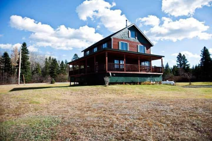 Hart - Beautiful family getaway located just four miles from downtown Rangeley