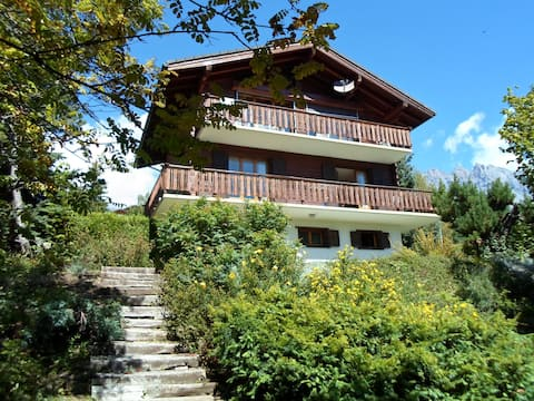 Apartment L'Alpage for 6 persons