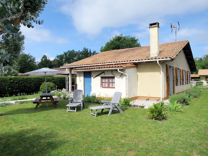 Holiday House Le Luc in Hourtin for 4 persons