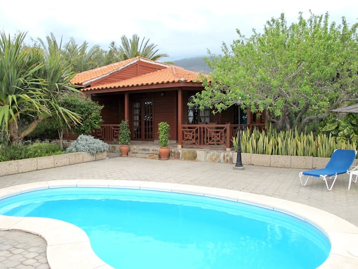 Holiday home in Arafo - Tenerife for 6 persons