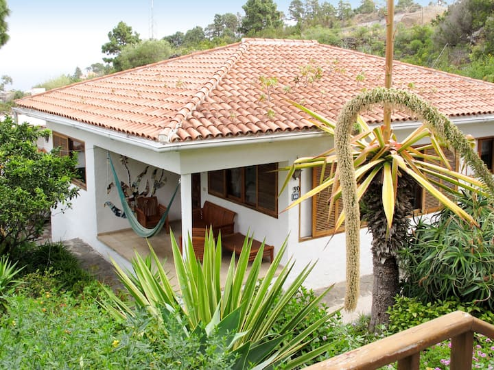 Detached house in Icod de los Vinos for 4 persons