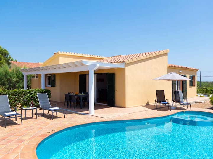 Holiday home in Son Bou for 6 persons