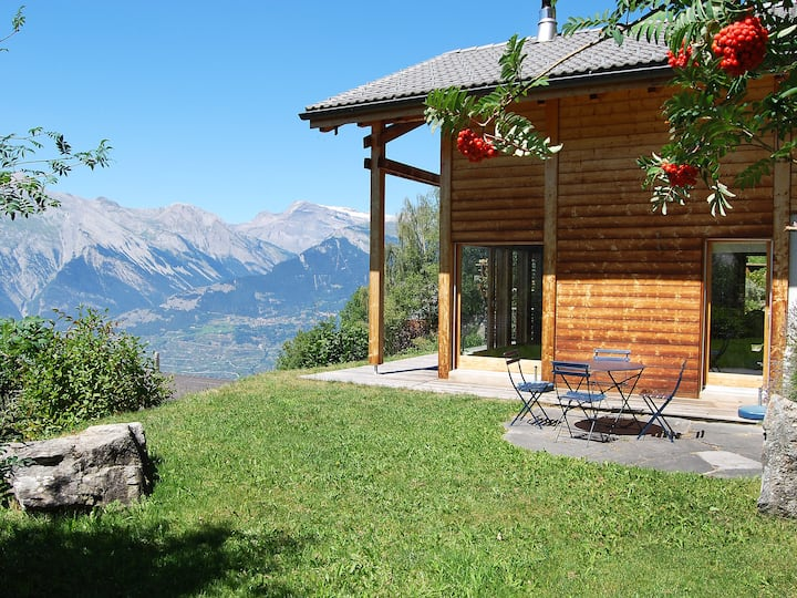 au Bisse for 6 persons.