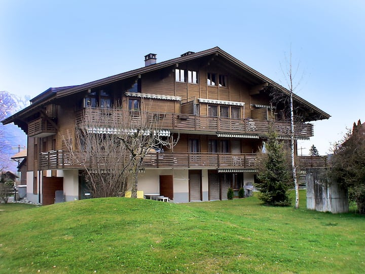 Apartment Wilderswil for 3 persons