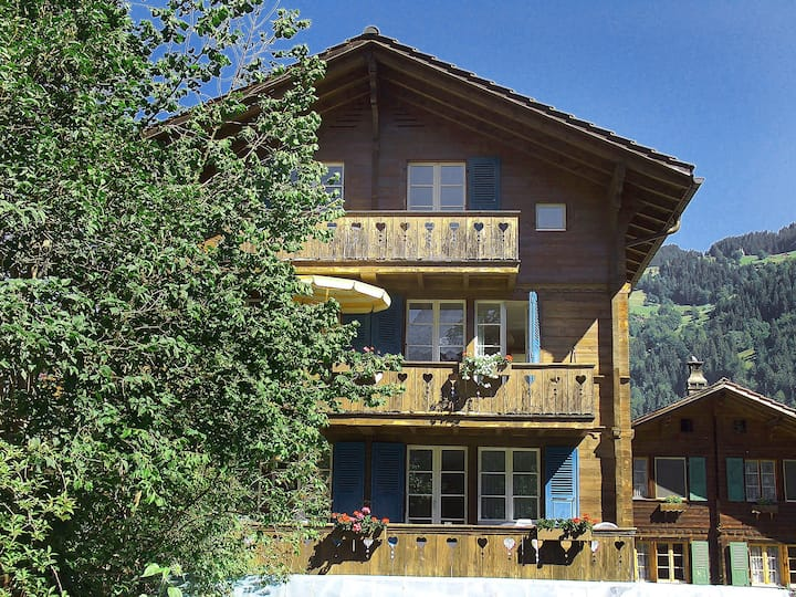 2-room apartment 45 m² Oberland