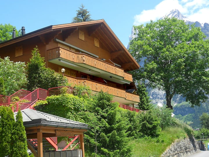 Apartment Firstsunne in Grindelwald