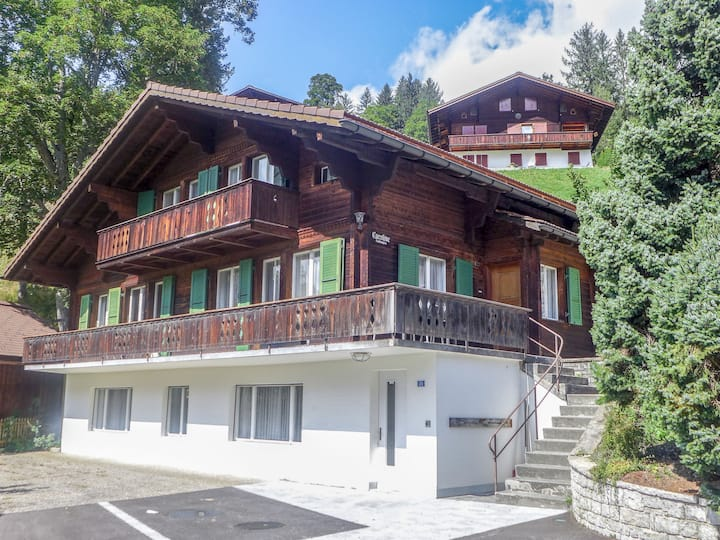 House Caroline in Grindelwald