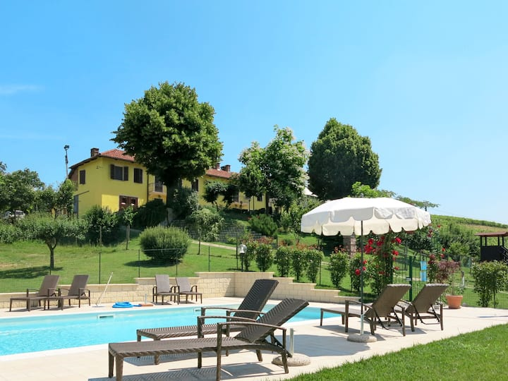 Agriturismo I Tre Tigli (AST160) for 6 persons.