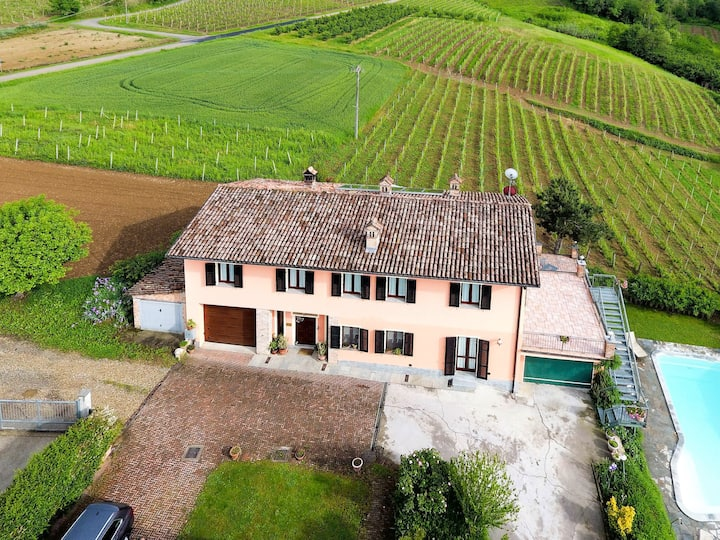 Cascina Galarin (CTZ150) for 12 persons.