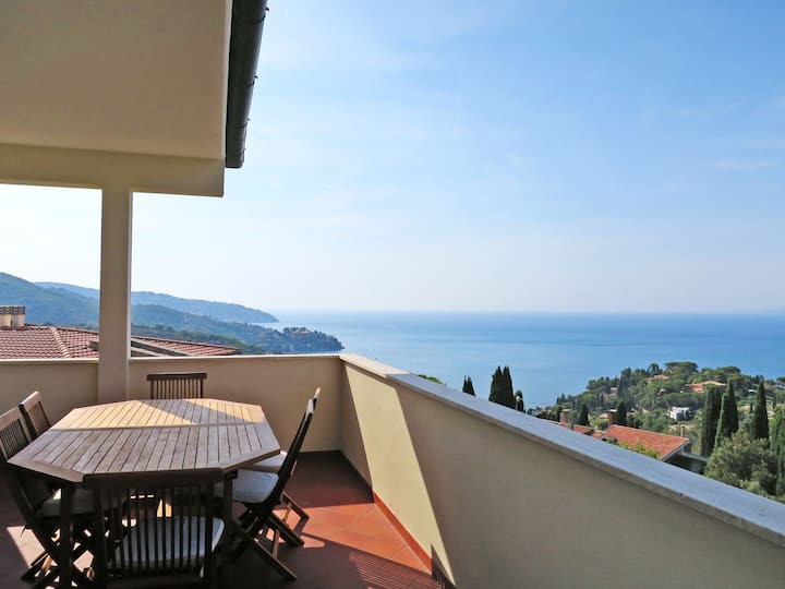 Apartment Res. Le Poste del Pianone for 8 persons