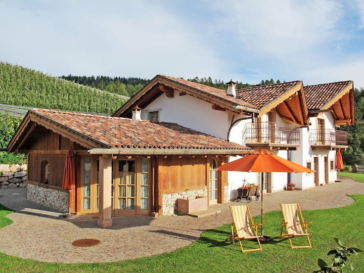 Apartment Alpenvidehof for 8 persons