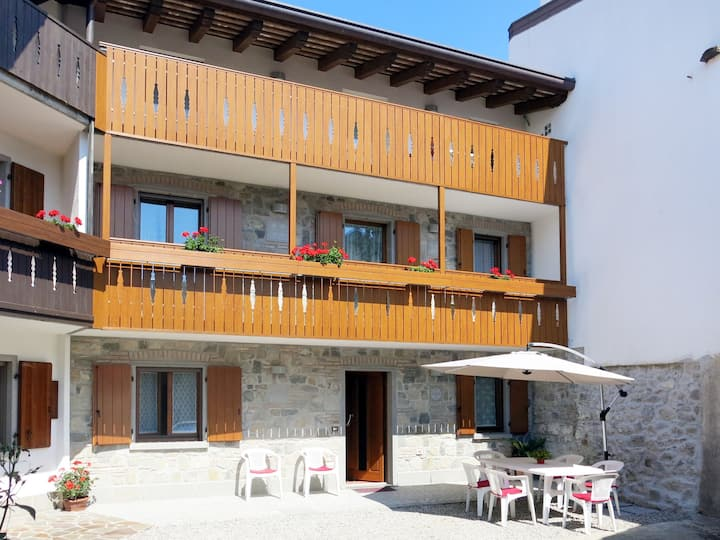 Casa Tranquilla (NAT365) for 8 persons.