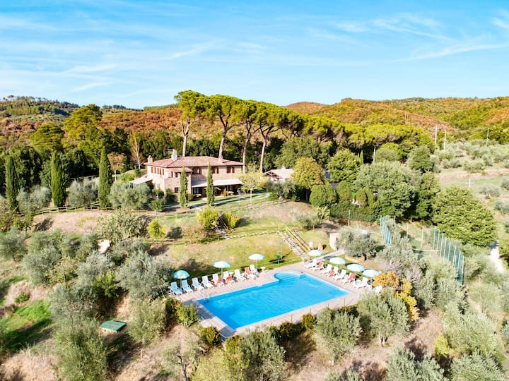 Malagronda - App. Quercia (CDL821) for 5 persons.