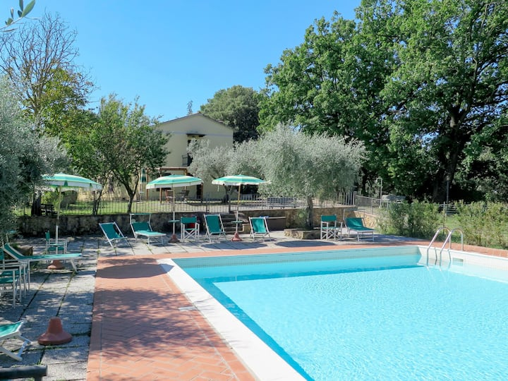 Apartment Residence Il Montaleo in Casale Marittimo
