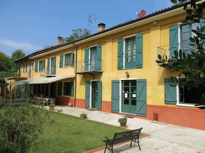Apartment Cascina del Tiglio