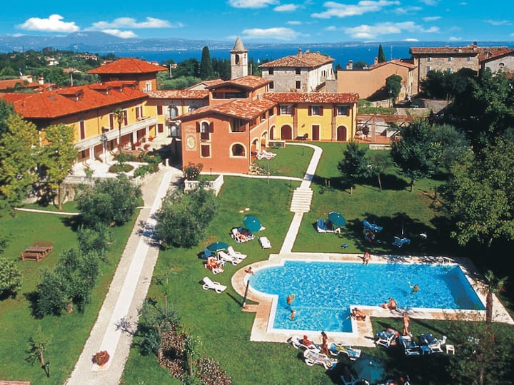 Apartment Villa Santa Caterina for 8 persons