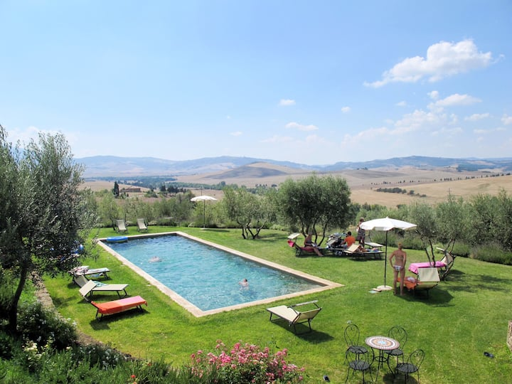 Apartment Agriturismo Grappi for 10 persons