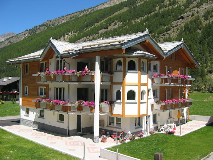 Haus Alpenstern, Wohnung Distel for 4 persons.