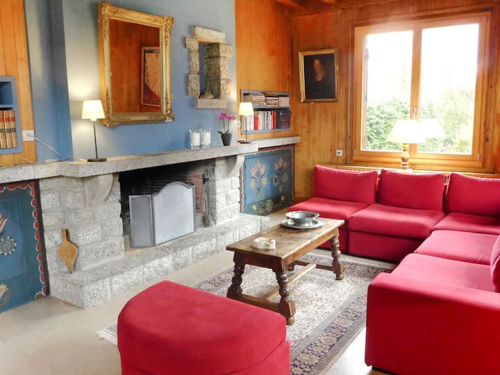 Holiday Chalet Malo