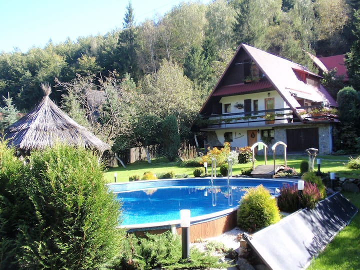 Holiday home Hatale in Rzyki