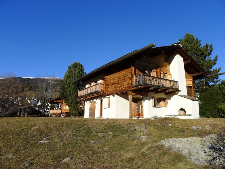 Casa Chistiala Dadens for 7 persons.