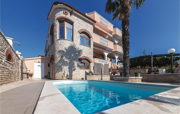Nice home in Pula with 0 Bedrooms and WiFi