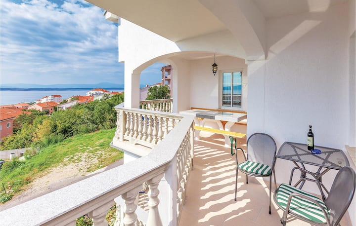 Amazing home in Crikvenica with WiFi and 0 Bedrooms