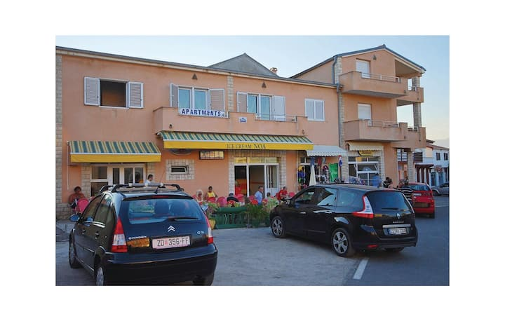 Nice home in Razanac with WiFi and 0 Bedrooms