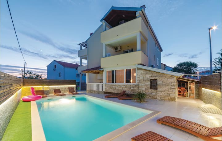 Amazing home in Biograd with WiFi and 0 Bedrooms